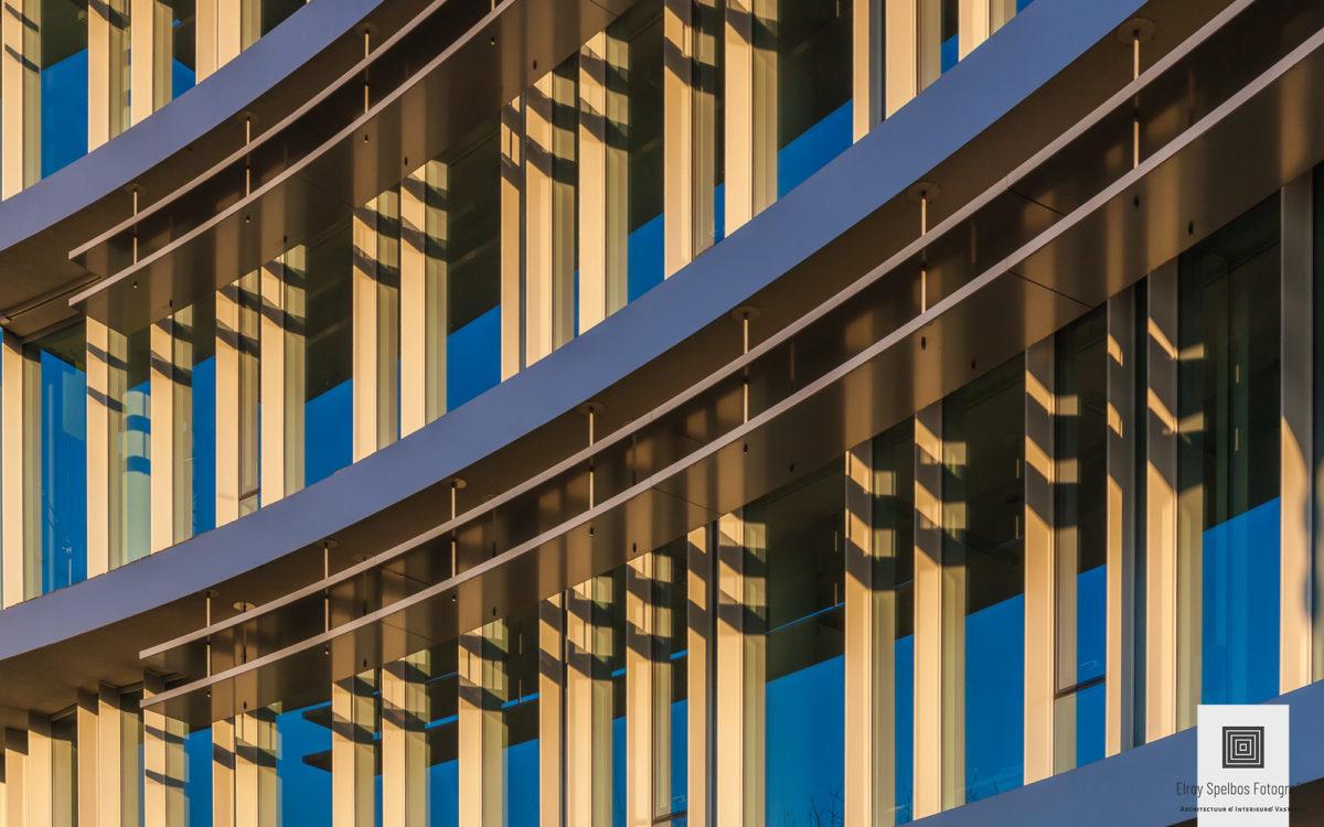 Abstract archtitectuurfoto van architectuurfotograaf Elroy Spelbos