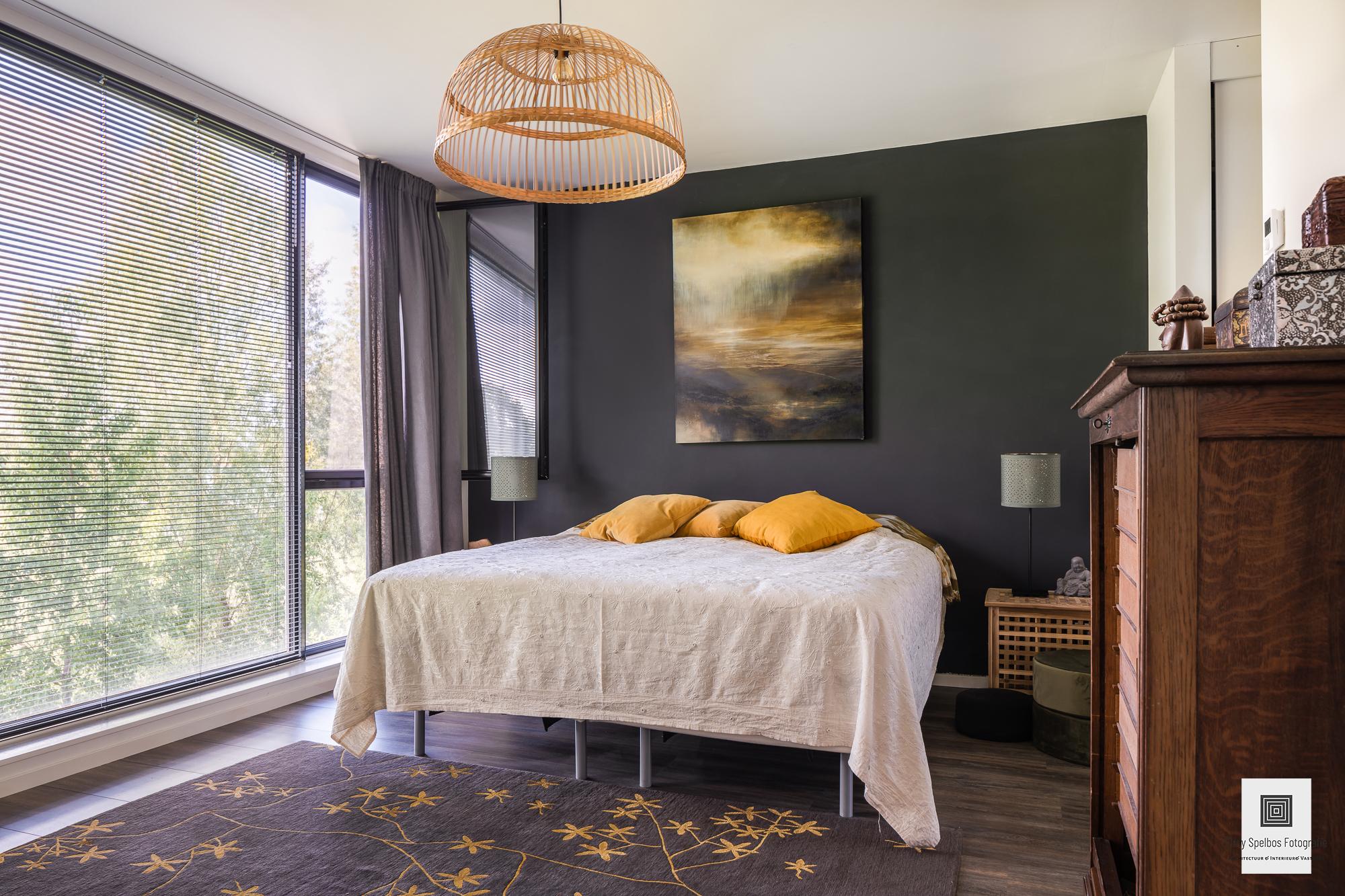 Fraaie slaapkamer