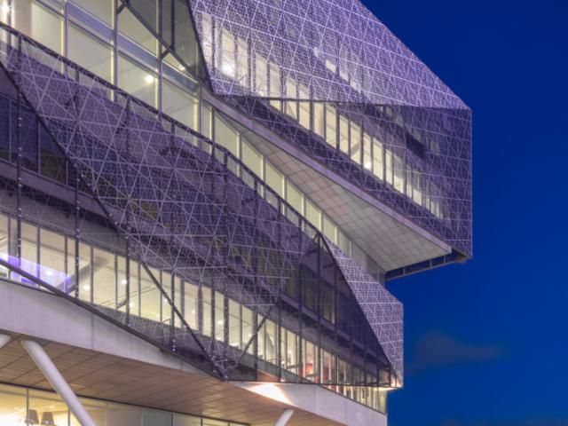 Architectuurfotografie door Elroy Spelbos