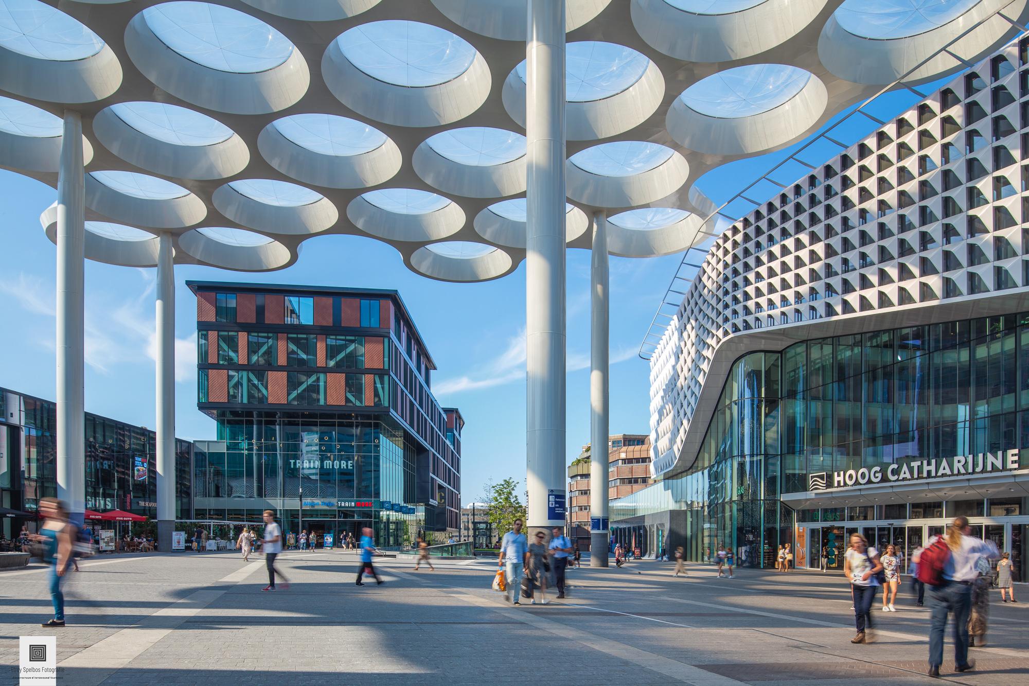 Foto van architectuurfotograaf Elroy Spelbos