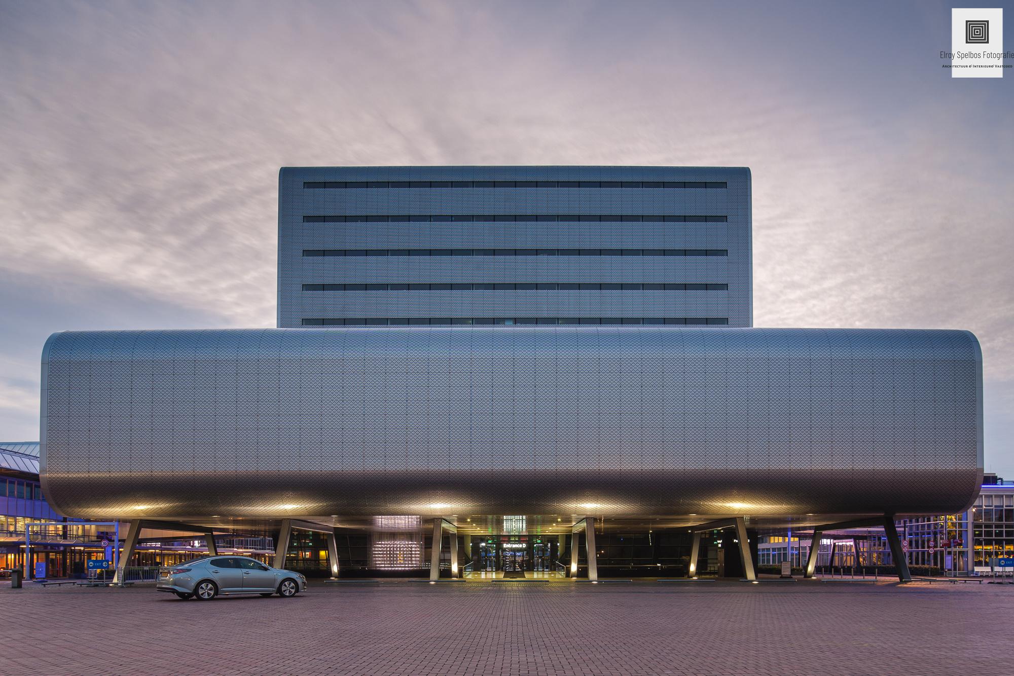 Architectuurfoto gemaakt door Elroy Spelbos Fotografie