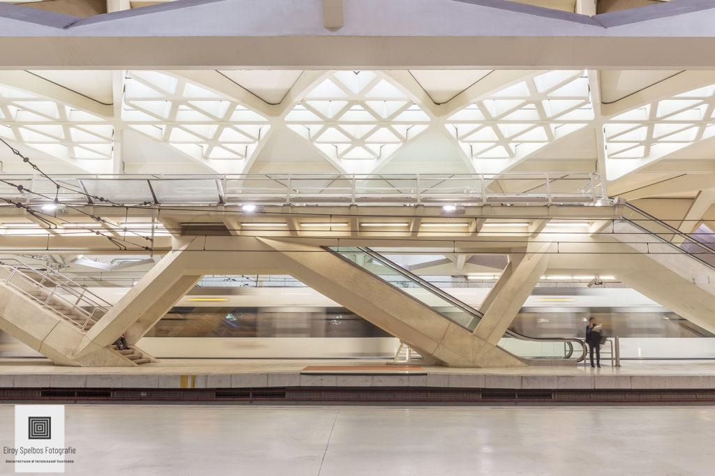 Metro station Alameda in Valencia