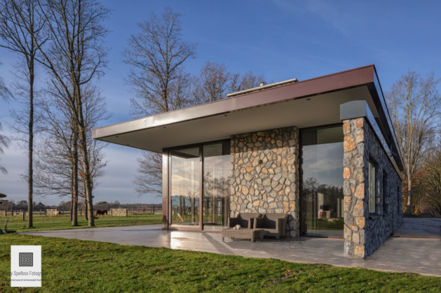 Moderne vrijstaande villa