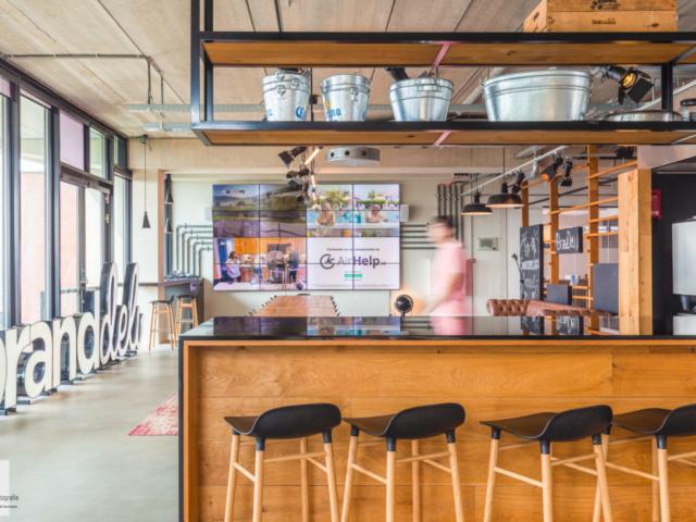 Interieurfoto van architectuurfotograaf Elroy Spelbos