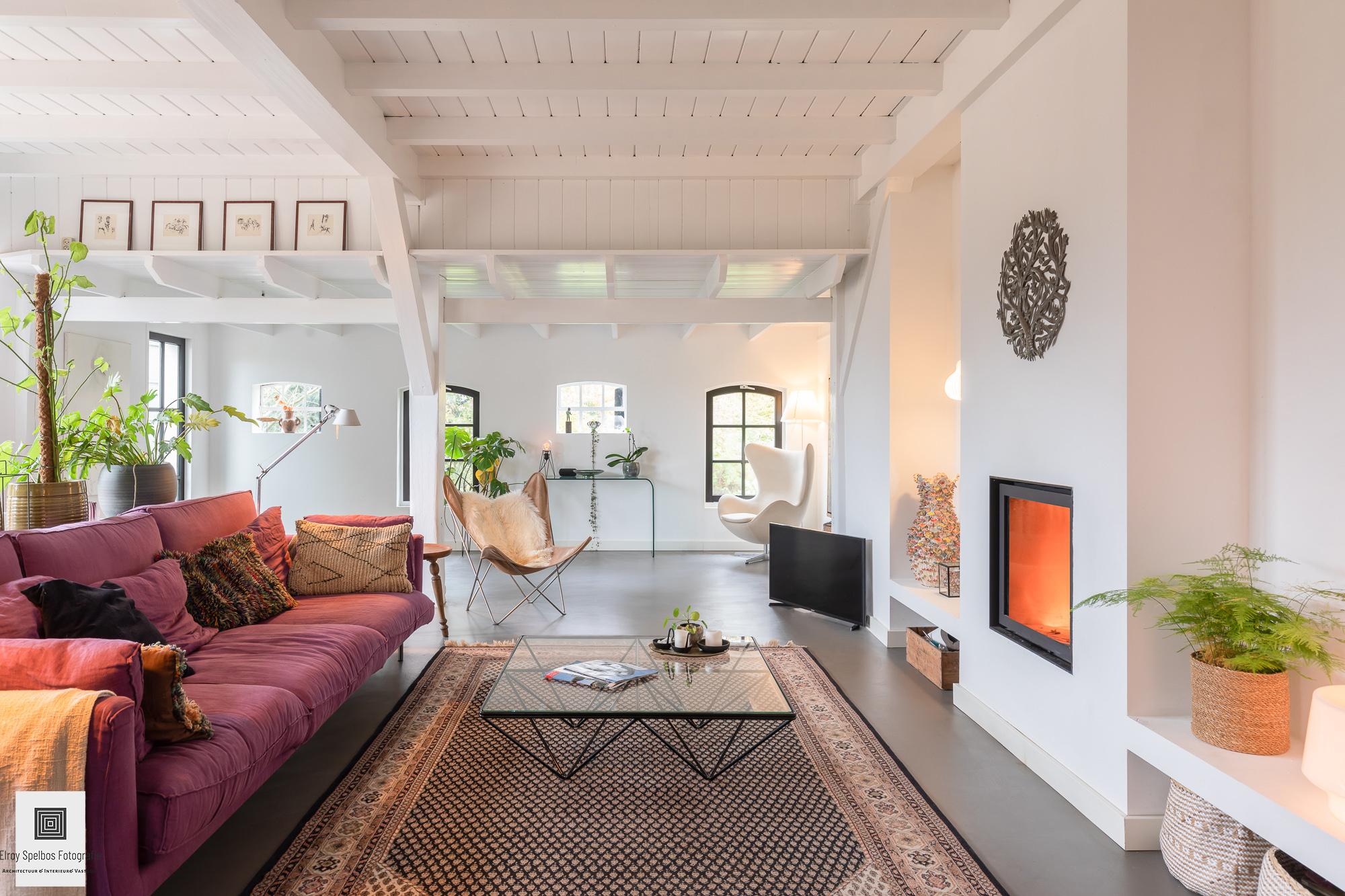 Interieurfotografie door Elroy Spelbos